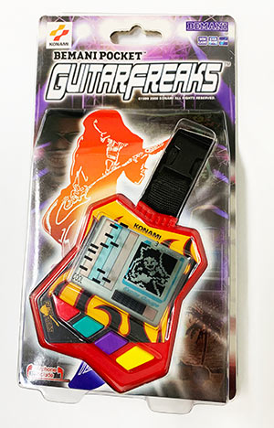 BEMANI POCKET 「GUITARFREAKS」