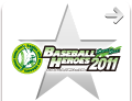 BASEBALL HEROES 2011 SHINE STAR